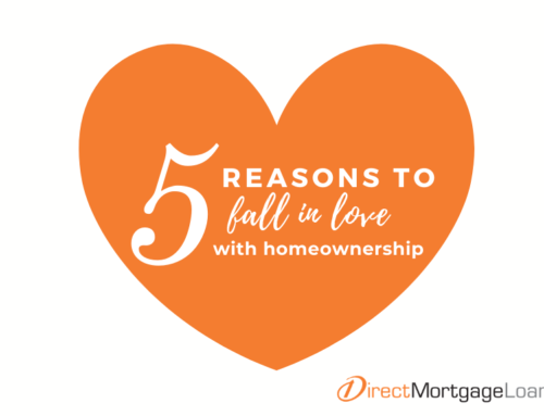 5 Reasons To Fall In Love With Homeownership