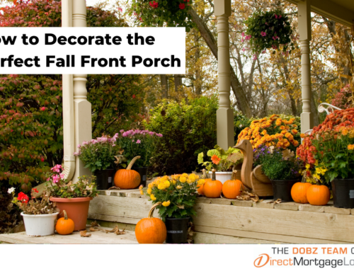 How to Decorate the Perfect Fall Front Porch